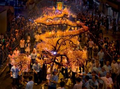 Ayo ke Hong Kong, Ada Festival Tarian Naga Api Bulan Depan