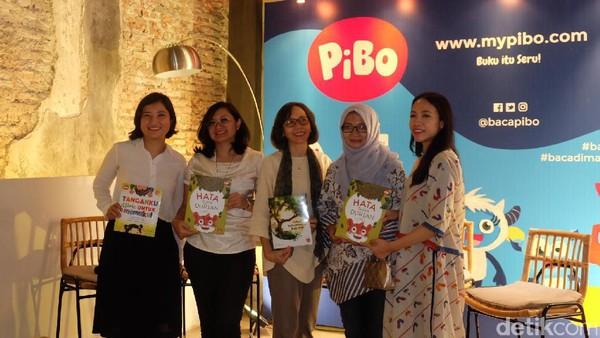 PiBo, Toko Buku Anak-anak Online Pertama di Indonesia