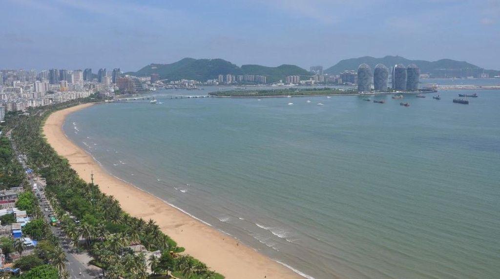 China Kendorkan Sensor Internet demi Pariwisata