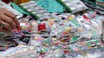 Polda Metro Amankan Puluhan Ribu Butir Obat-obatan Keras dan Psikotropika