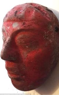 Makam raja suku Maya /