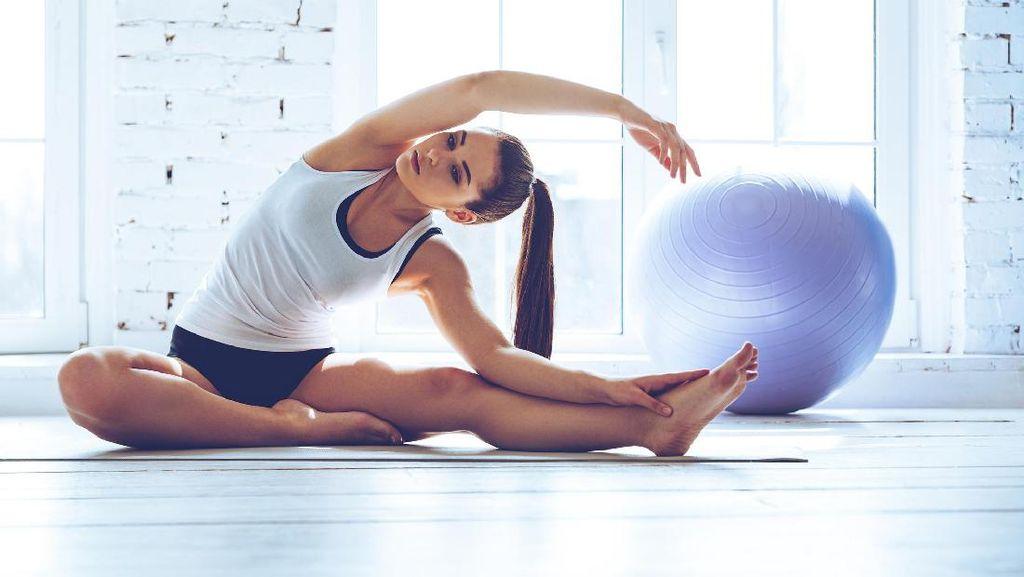 Yuk Stretching, Ini Manfaatnya Jika Dilakukan Saat Puasa