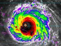 Rias Mata Terinspirasi Badai Irma, Blogger Ini Dikecam Netizen