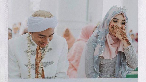 Salmafina Khairunnisa menikah.