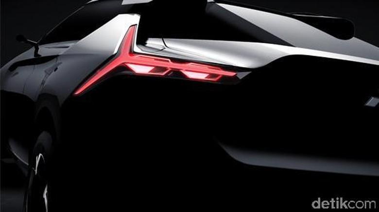 Mitsubishi e-EVOLUTION CONCEPT (Foto: Mitsubishi)