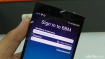 Bos BlackBerry Kecewa BBM Ditutup