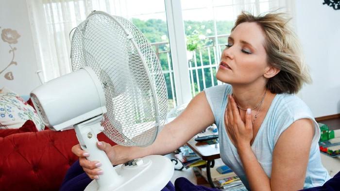 Ilustrasi cuaca panas. Foto: Thinkstock
