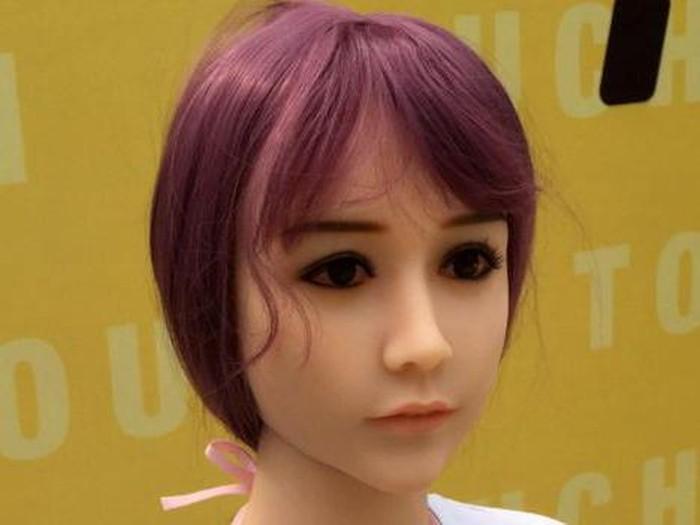 Contoh boneka seks yang disewakan oleh Touch. (Foto: BBC)