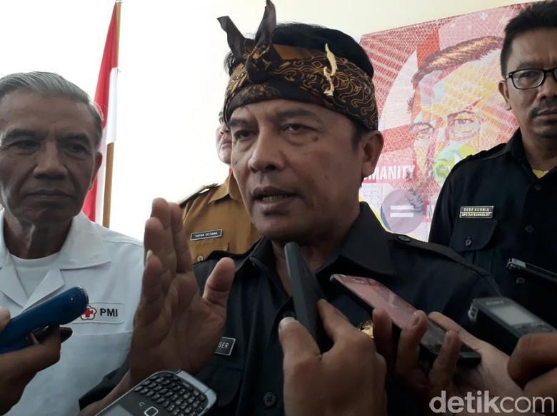 Kata Bupati Soal Warga Tewas Dililit Ular di Kabupaten Bandung