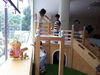 Akhir Pekan Enaknya Ajak Si Kecil Makan dan Main di Kafe Lucu Ini