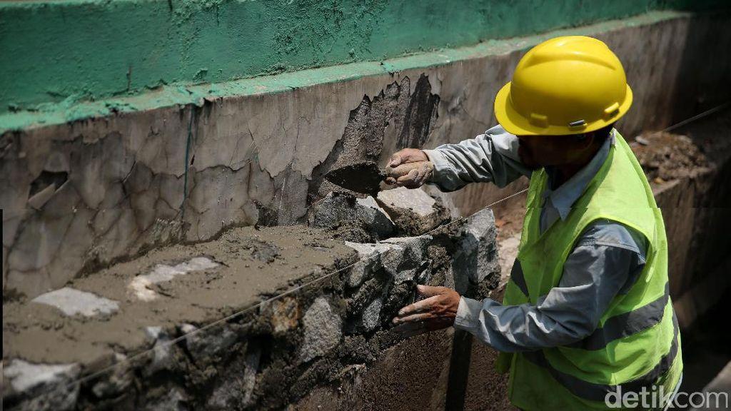 Kenaikan Upah Buruh Bangunan