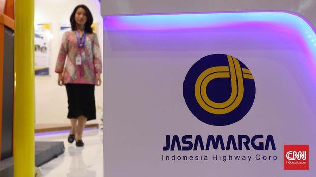 Logo Jasa Marga, Jakarta, 2017.