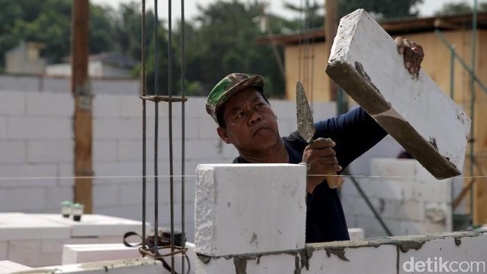 Persatuan Peruhaan Real Estate Indonesia terus meningkatkan target jumlagh rumah setiap tahunnya guna mengejar target 1 juta rumah yang dicanangkan pemerintah.