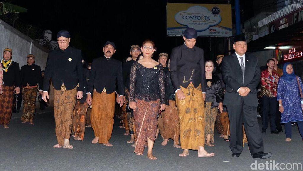 Perayaan Malam 1 Suro, Tradisi Jawa yang Sakral dan Mistis