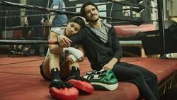 Dunia artis yang penuh dengan tantang setiap harinya membuat para artis ini lari kepelukan olahraga boxing untuk redakan stres.