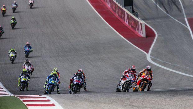 Asal-Usul Kaki Valentino Rossi Suka Turun Saat di Tikungan