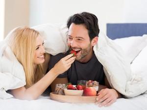 Sebelum <I>Foreplay</I>, Ajak Pasangan Konsumsi 7 Makanan Ini