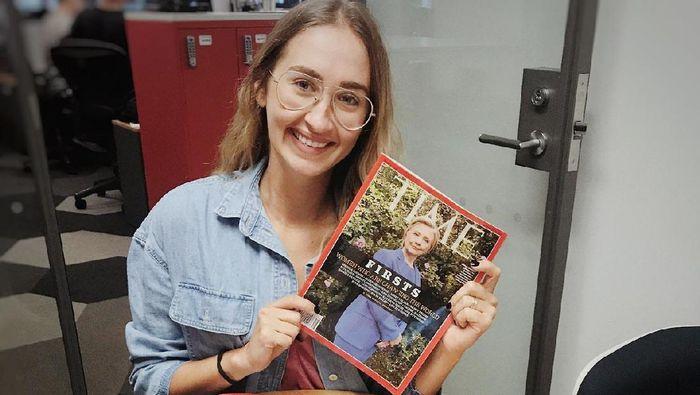Wowww,, Pasangan Suami-Istri Tajir Ini Beli Majalah Time Senilai Rp 2,8 T
