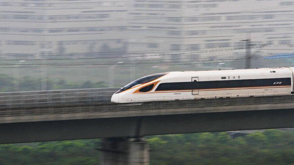 Jakarta akan Dilengkapi Kereta Layang