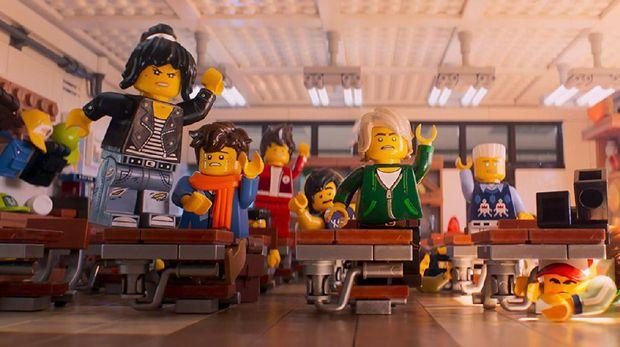 'The Lego Ninjago Movie': Ninja-ninja Lucu yang Tak Lagi Luar Biasa