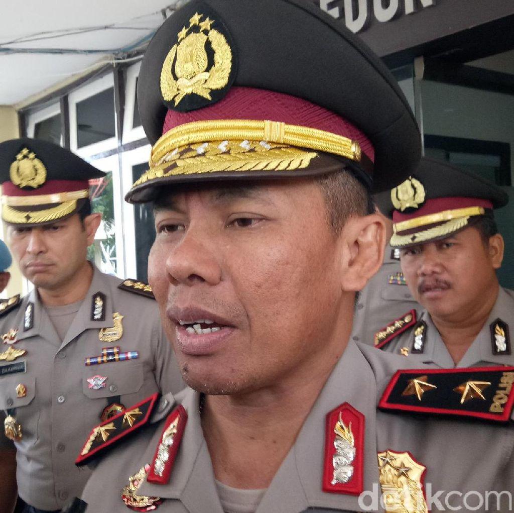 Polisi Buru Dalang 2 Kebakaran Lahan Dekat Wisma Atlet Jakabaring