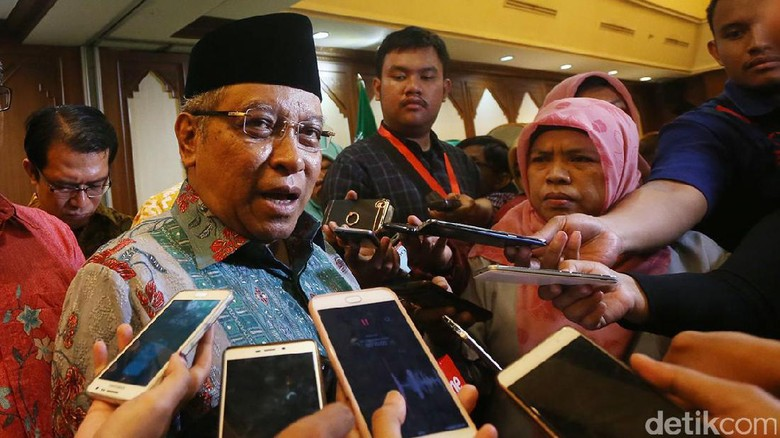Said Aqil Soal Reuni 212: Boleh Asal Tak Ada Tendensi Politik
