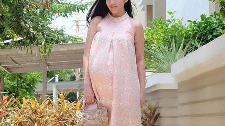 2 Bulan Nikah Lalu Melahirkan, eks Istri Samuel Rizal Kenalkan Bayi Lucunya