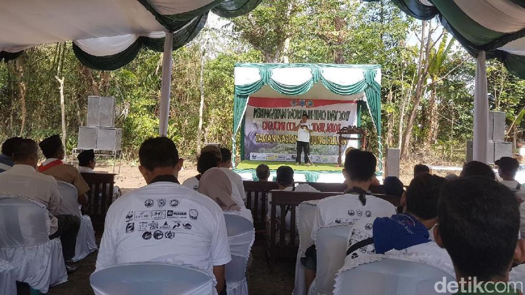 Mari Kita Jaga Badak Jawa
