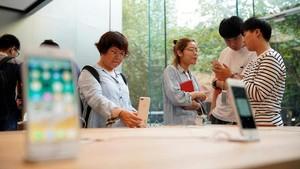 Apple Kena Tegur Pemerintah China Gara-gara iPhone Melambat