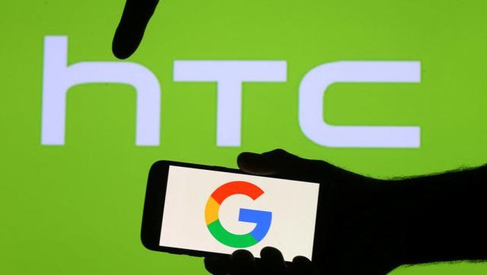 HTC dikabarkan menyerah untuk membuat ponsel flagship. Foto: Reuters
