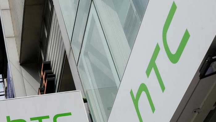 Logo HTC. Foto: Reuters