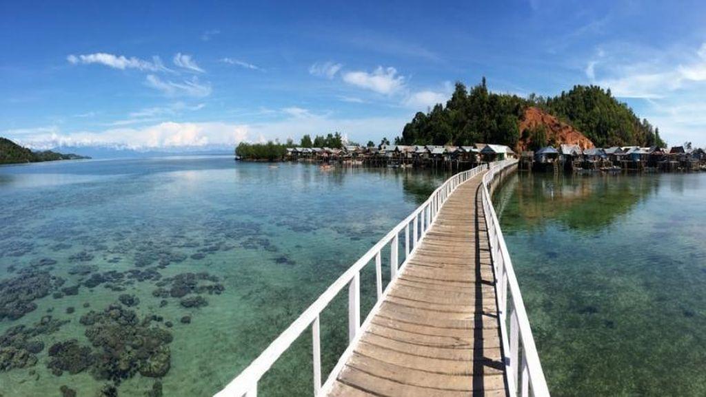 Desa Indah nan Eksotis dari Sulawesi Tengah