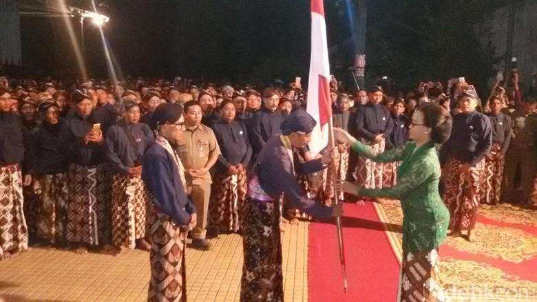 Melihat Lebih Dekat Ritual Malam 1 Syuro di Keraton Yogyakarta