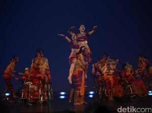 Cerita Penari Tuna Rungu Unjuk Gigi di Gala Balet Indonesia ke-2