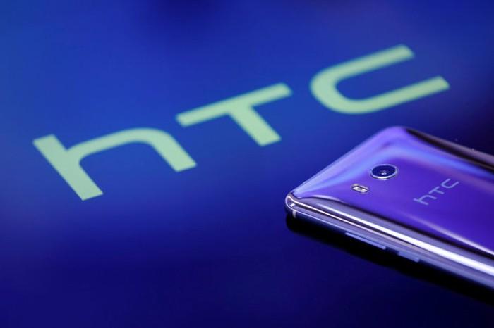Ponsel HTC. Foto: Reuters