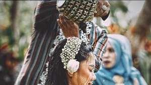 Richard Gere di Candi Borobudur