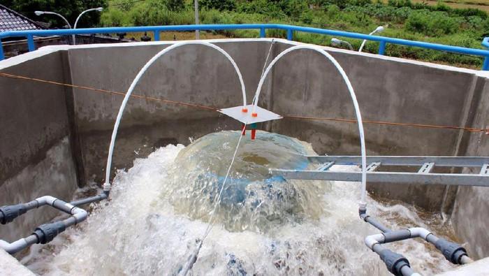 Kementerian PUPR membangun 3 Sistem Pengelolaan Air Minum (SPAM) untuk memenuhi kebutuhan air bersih di Jawa Tengah dan Yogyakarta.