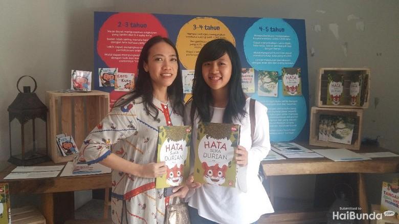 Buah Hatiku Jadi Inspirasiku Menulis Buku Cerita Anak Foto: Asri Ediyati