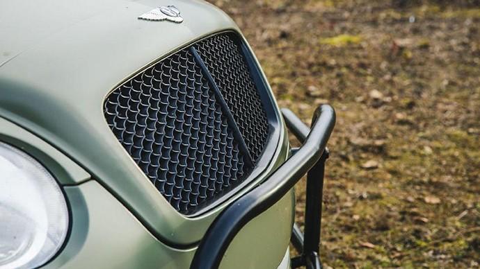 Bentley Continental GT Rally Ini Dijual