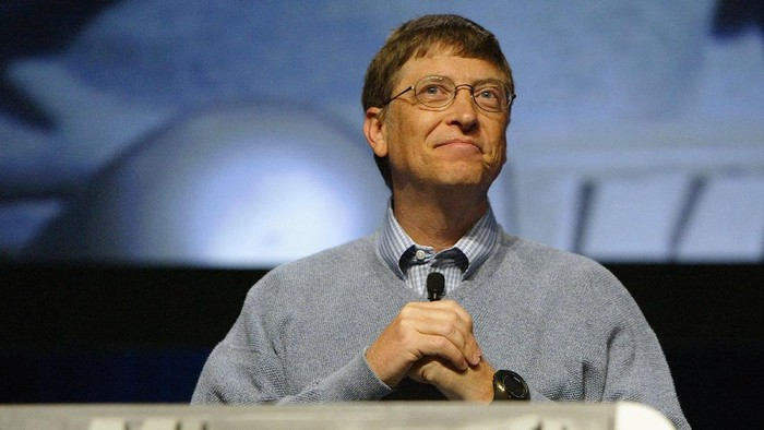 Bill Gates. Foto: Getty Images