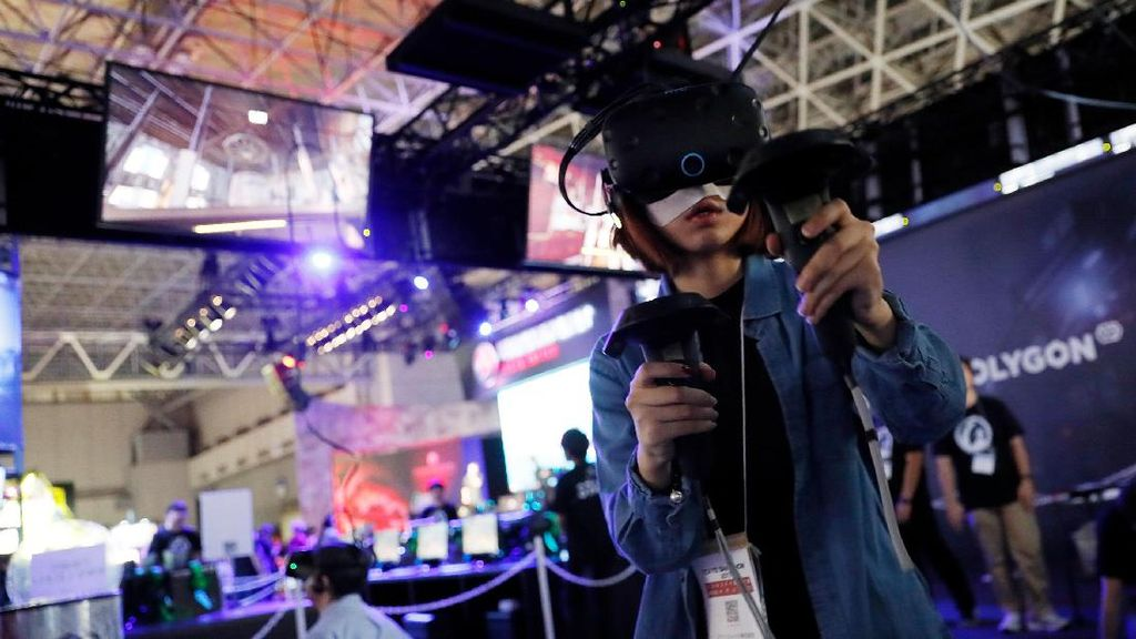 Tokyo Game Show 2020 Lirik Opsi Hajatan Online