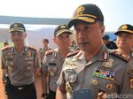 Polda Jabar Siapkan Pengamanan 57 Napi Teroris ke Gunung Sindur