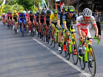 Banyuwangi Promosi Destinasi Baru Sambil Adu Balap Sepeda