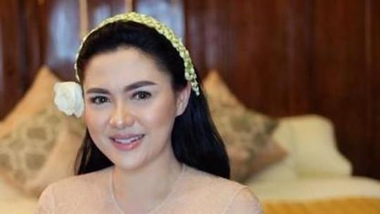 Intip Cantiknya Vicky Shu Jelang Menikah