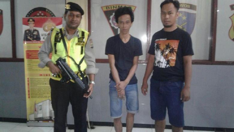 Bawa Sabu, Dodi Ditangkap Saat Operasi Cipta Kondisi di Senen
