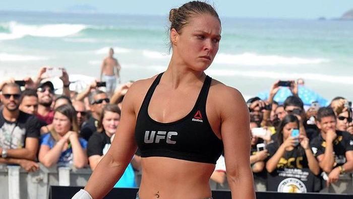 Ronda Rousey  (Foto: BBC)