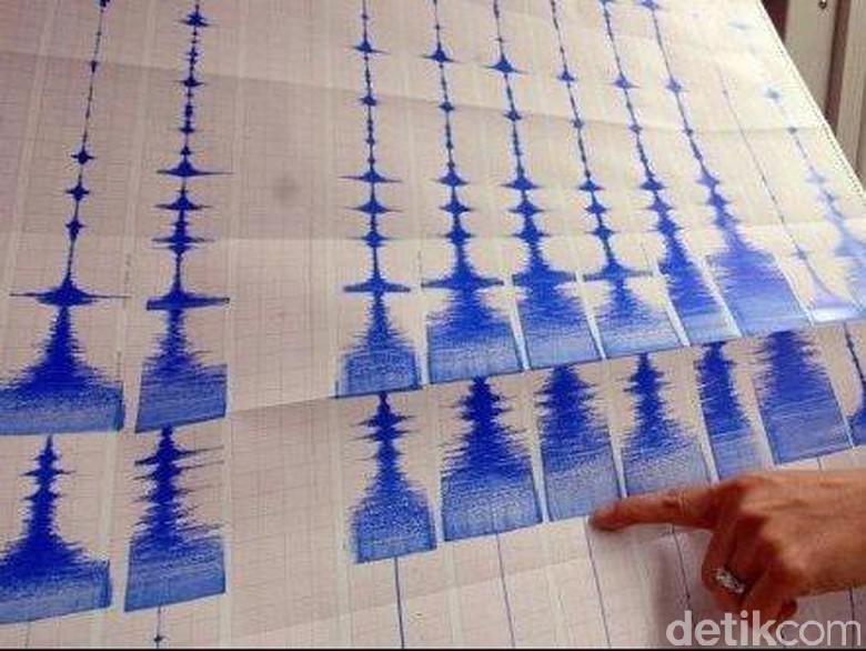 Gempa 6 Magnitudo Guncang Sumba Timur, Tak Berpotensi Tsunami