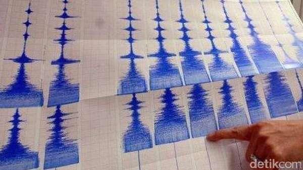 Gempa 4,7 SR Guncang Maluku