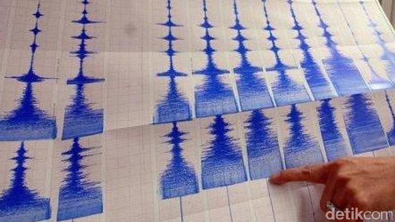 Gempa 6,7 SR Guncang Vanuatu