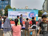 15 Tahun CFD Jakarta, Ada Kuis Berhadiah Sepeda